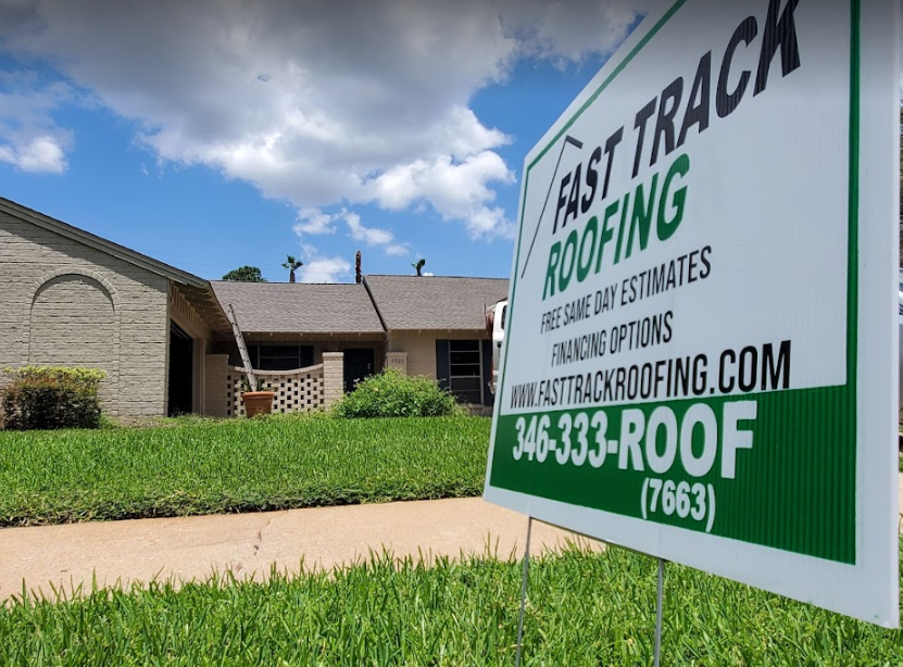 fast track roofing